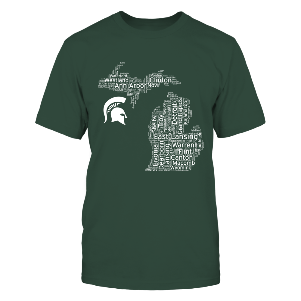 Michigan State Spartans - Home State Front picture