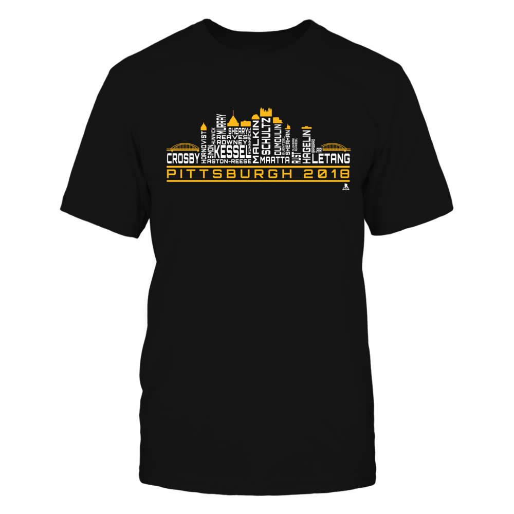 Pittsburgh Skyline - Roster of 2018 Front picture