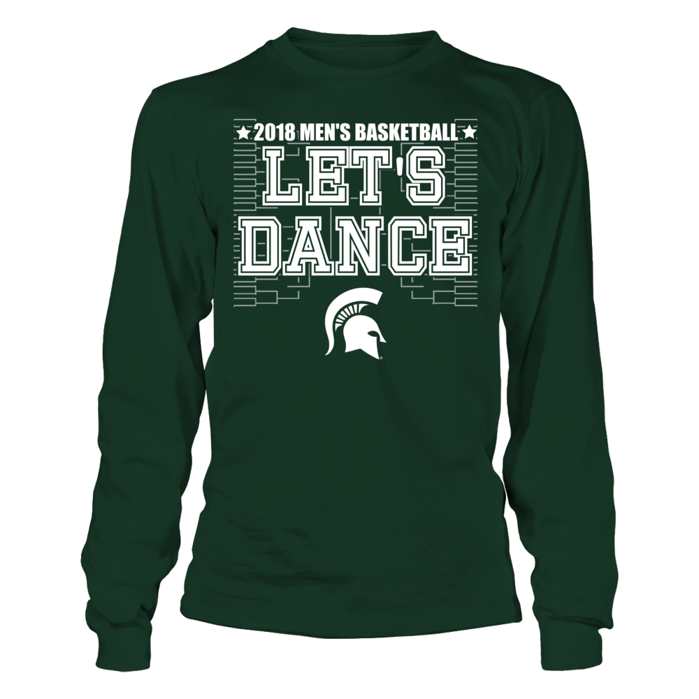 Let's Dance - Michigan State Spartans Front picture