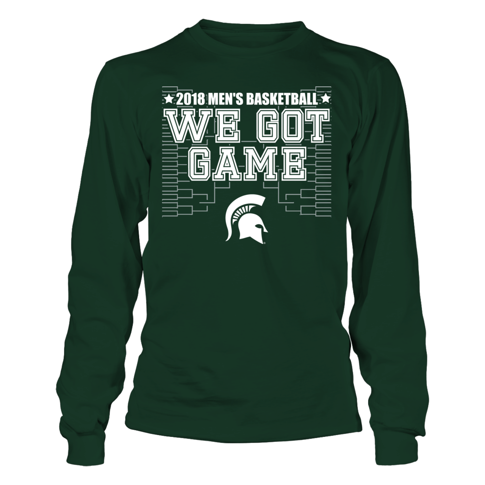 We Got Game - Michigan State Spartans Front picture