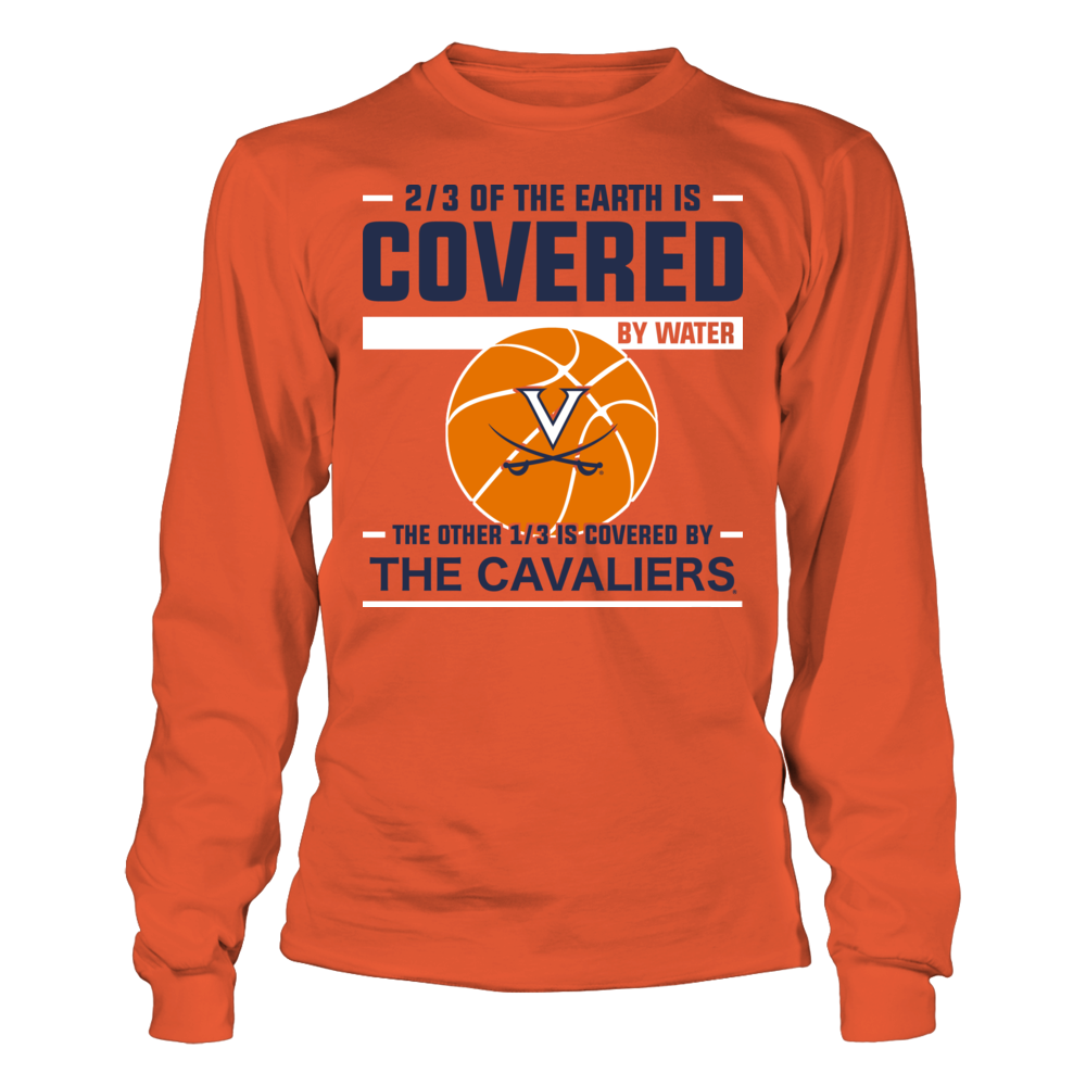 Covered By The Cavaliers - Virginia Cavaliers Front picture