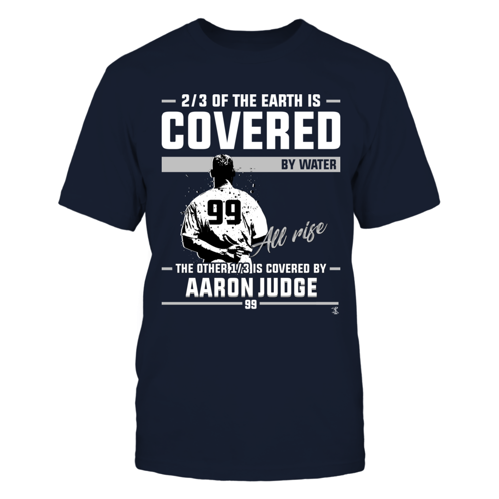 Aaron Judge - Covered By Front picture