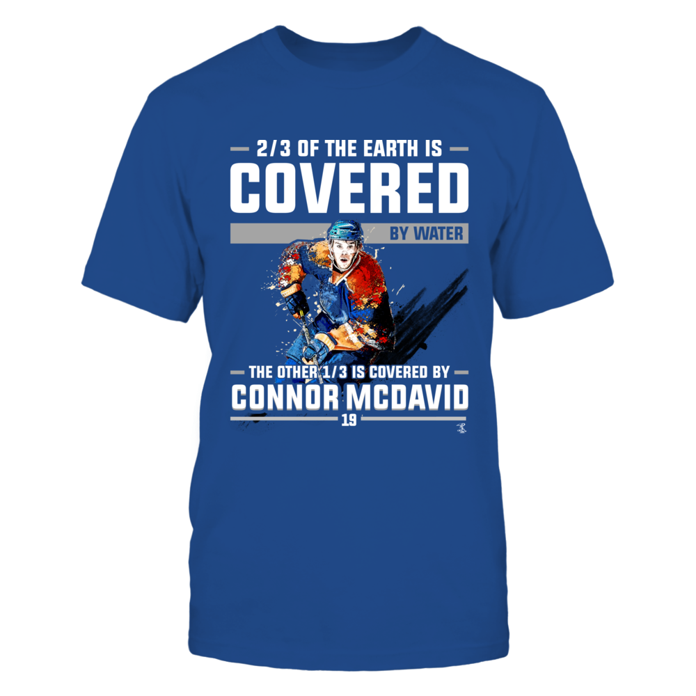 Connor McDavid - Covered By Front picture