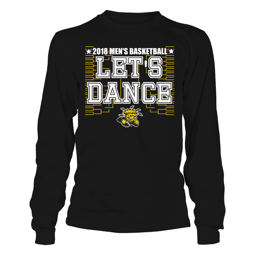 Let's Dance - Wichita State Shockers Front picture