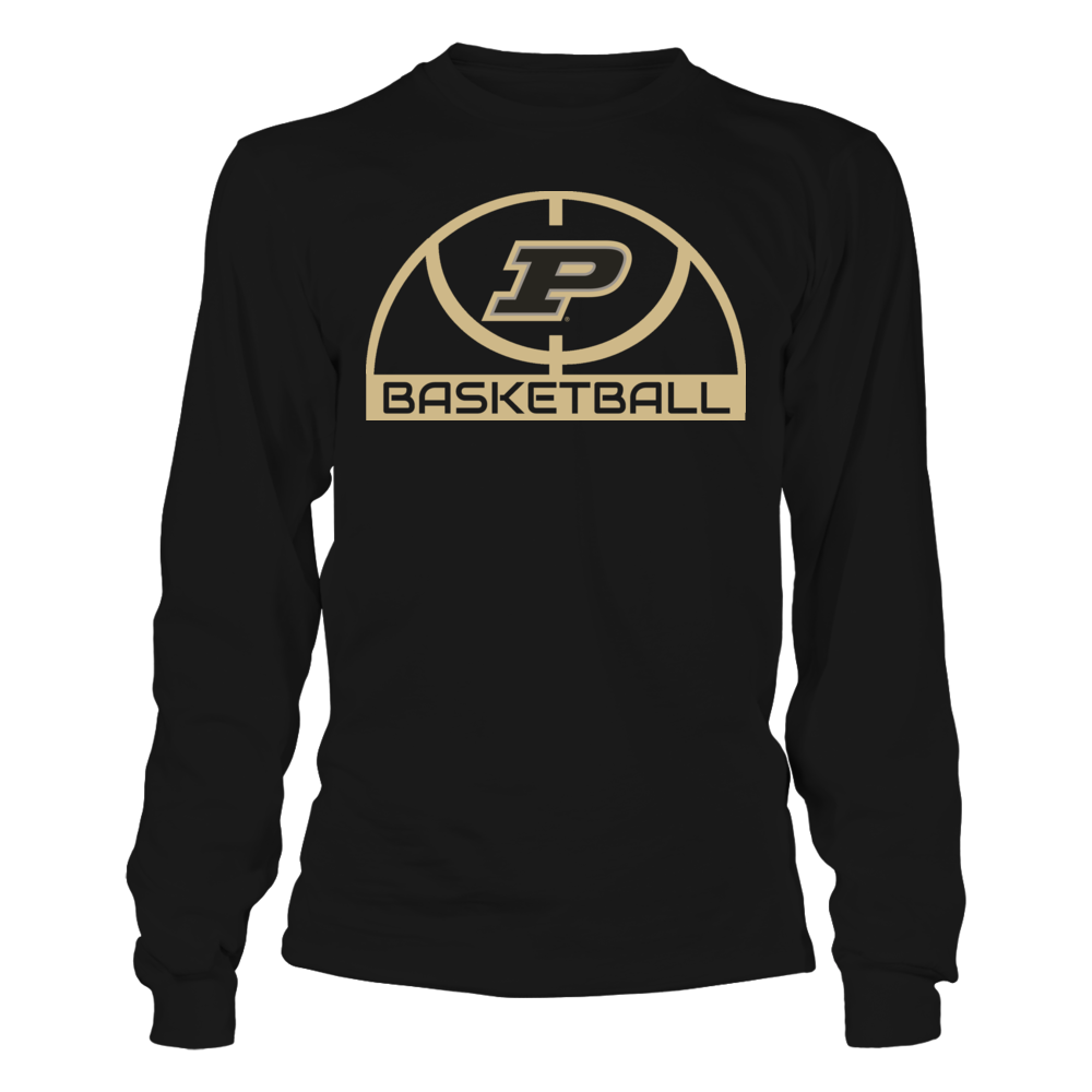 Elite Basketball Shirt - Purdue Boilermakers Front picture