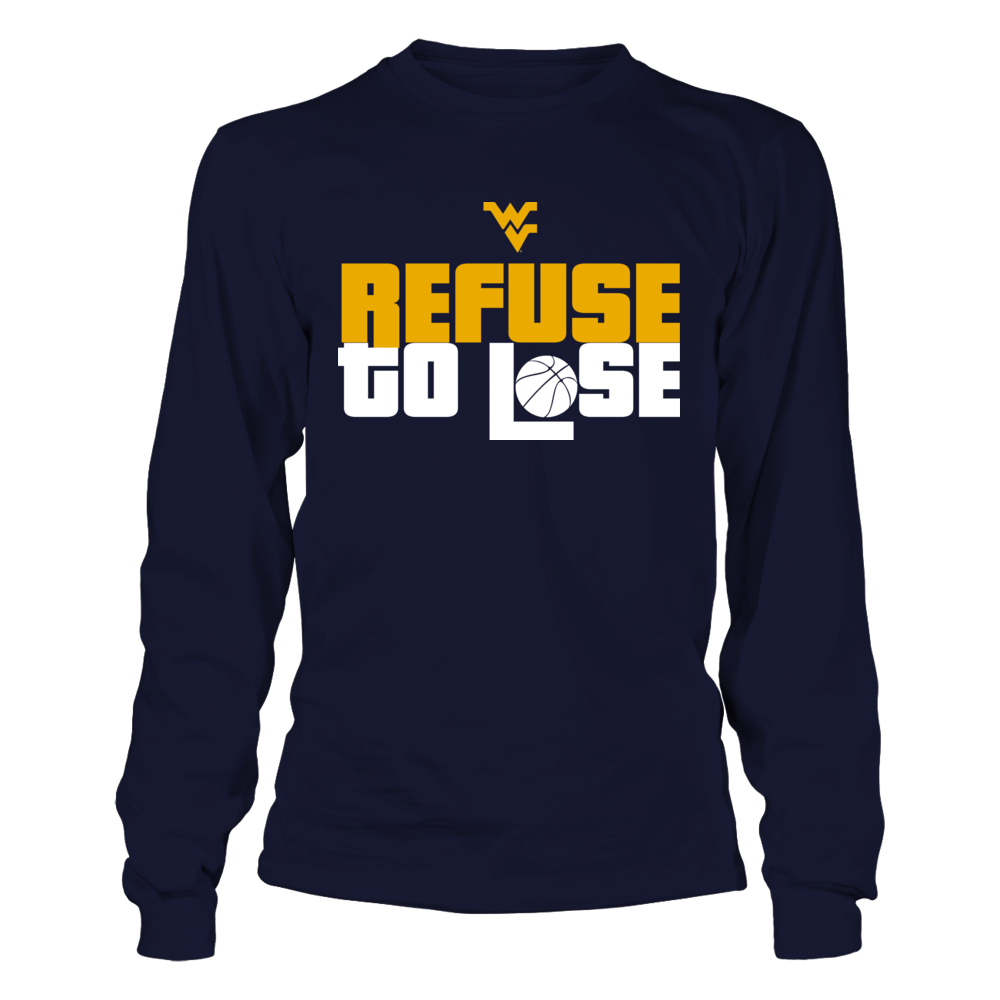 Refuse to Lose - West Virginia Mountaineers Front picture