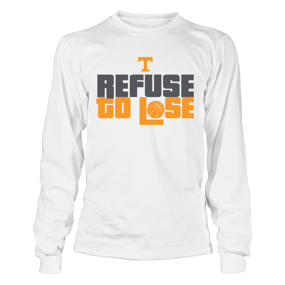 Refuse to Lose - Tennessee Volunteers Front picture