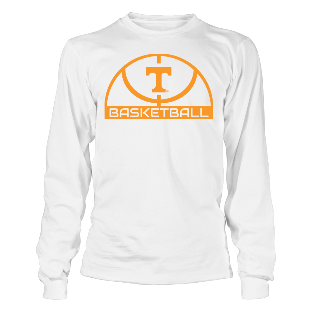 Elite Basketball Shirt - Tennessee Volunteers Front picture