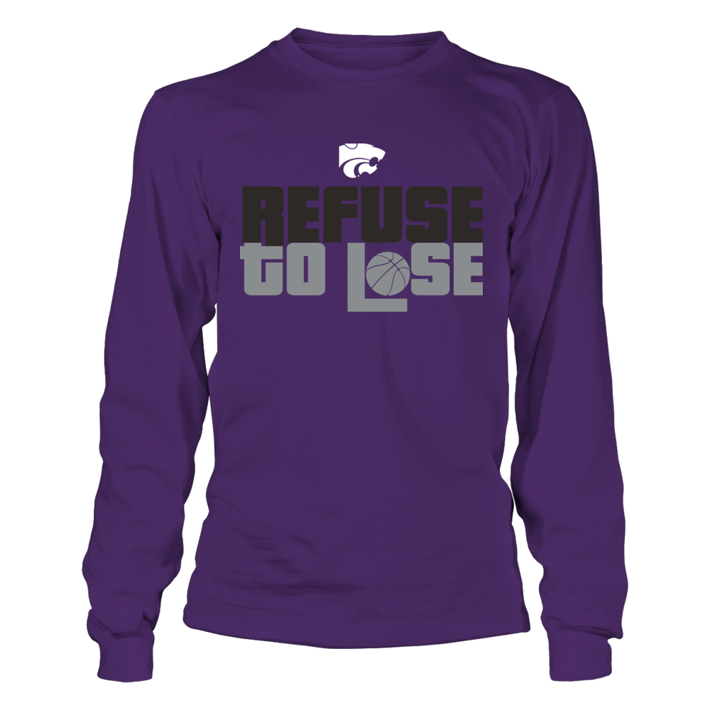Refuse to Lose - Kansas State Wildcats Front picture
