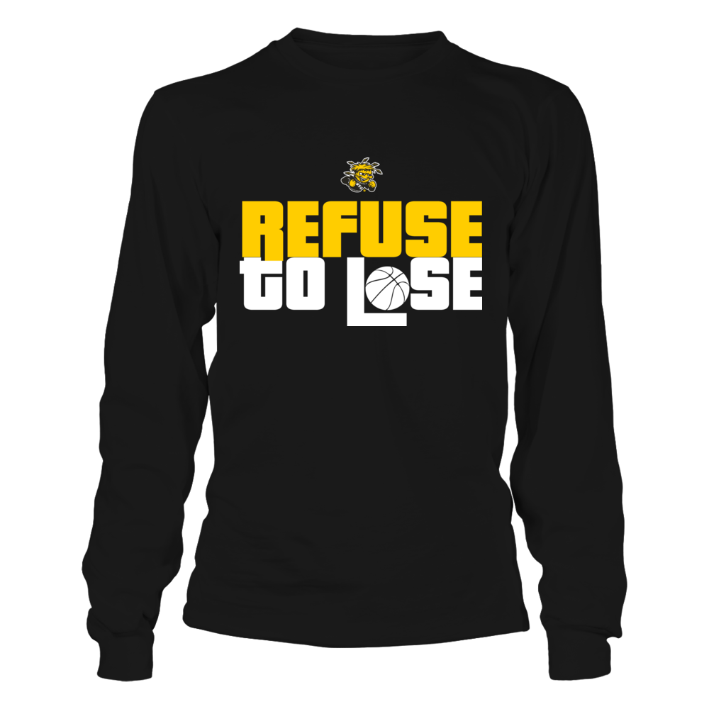Refuse to Lose - Wichita State Shockers Front picture