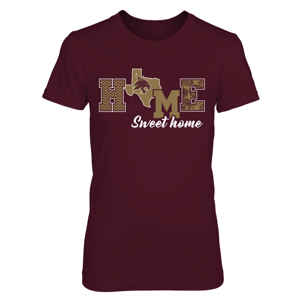 Texas State Bobcats - Home Sweet Home Front picture