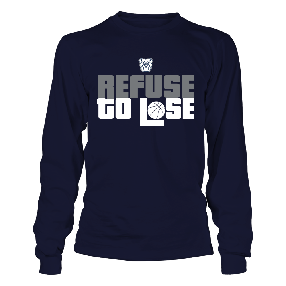 Refuse to Lose - Butler Bulldogs Front picture