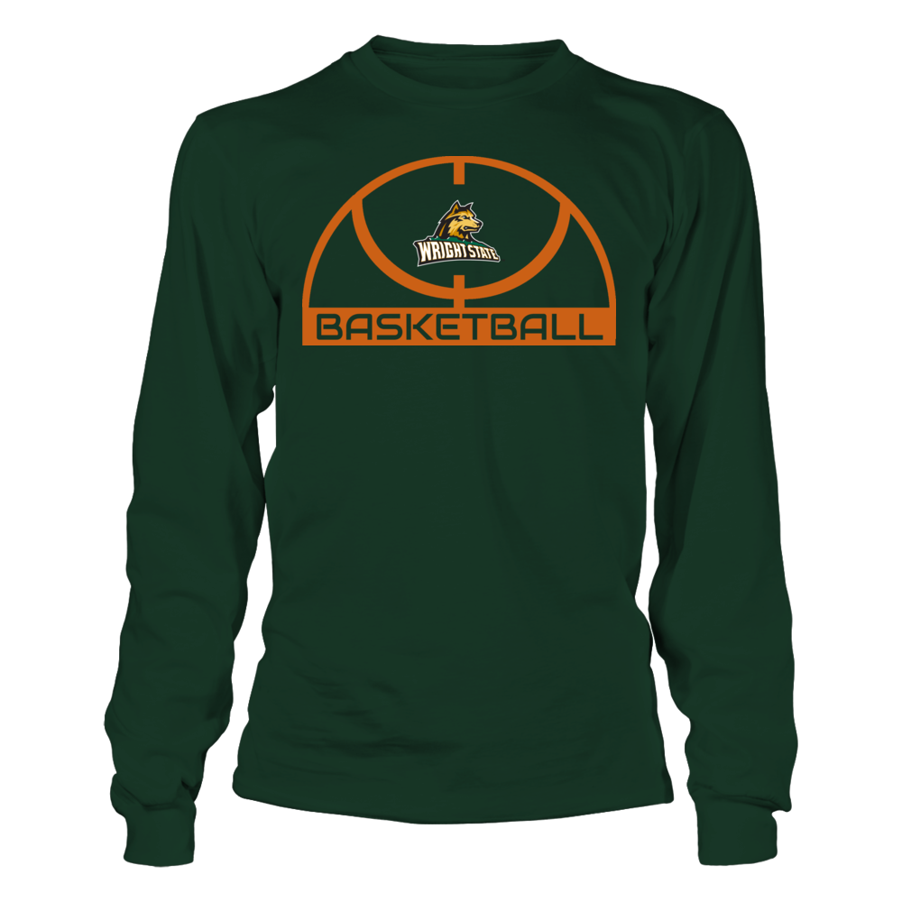 Elite Basketball Shirt - Wright State Raiders Front picture