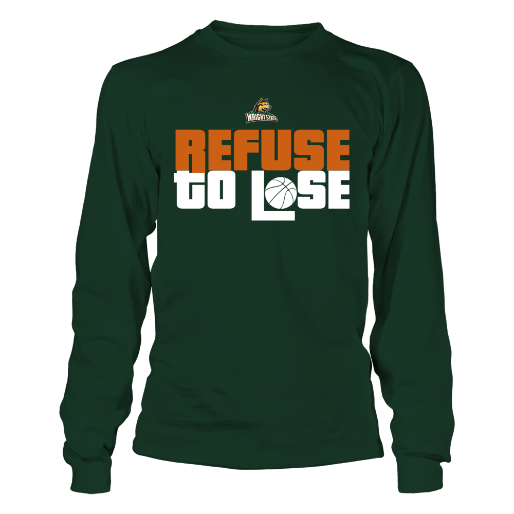 Refuse to Lose - Wright State Raiders Front picture