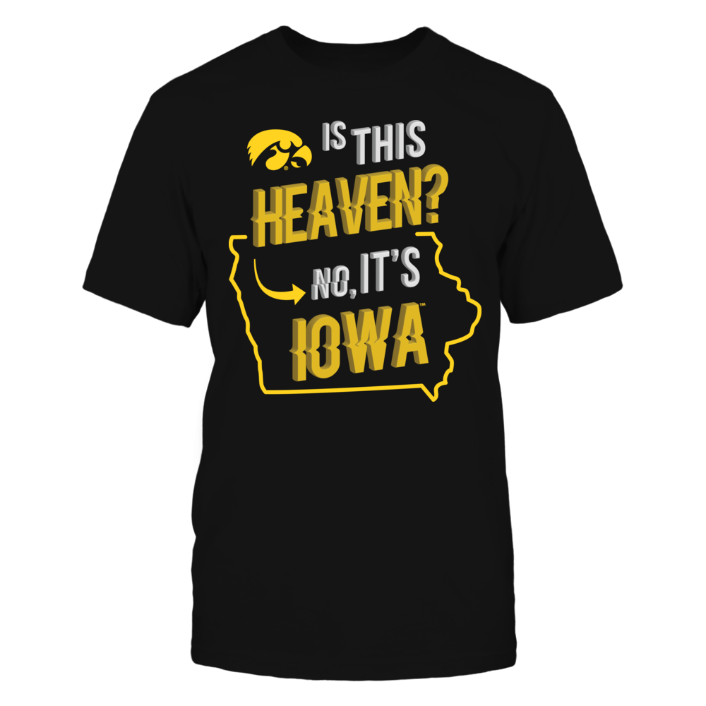 Is This Heaven? No it´s IOWA! Front picture