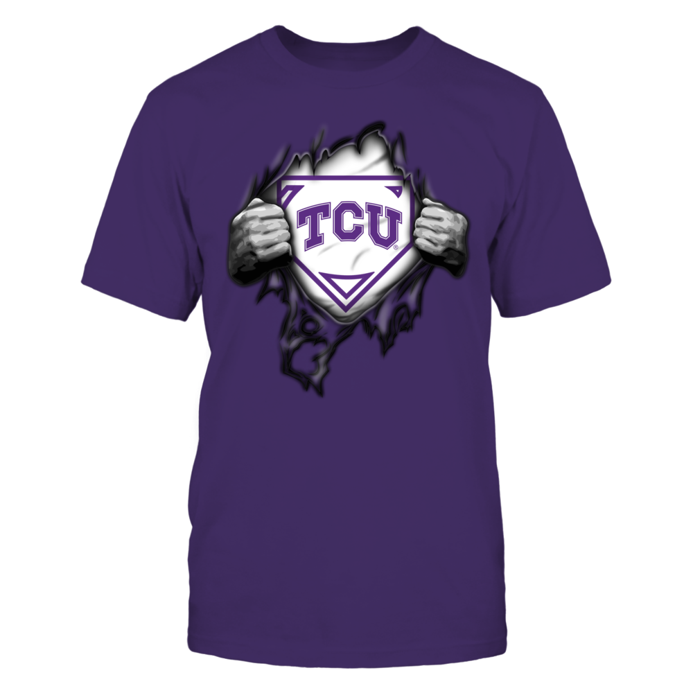 TCU Horned Frogs - Home Baseball Logo Reveal Front picture