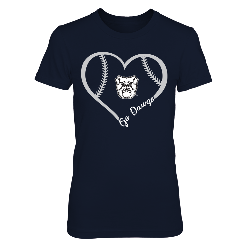 Butler Bulldogs - Heart 3/4 Front picture