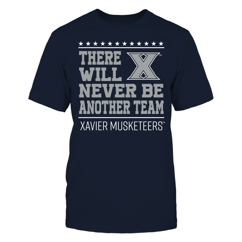 Xavier Musketeers - There Will Never Be Another Team Front picture