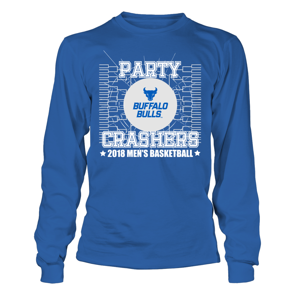 Party Crashers - Buffalo Bulls Front picture