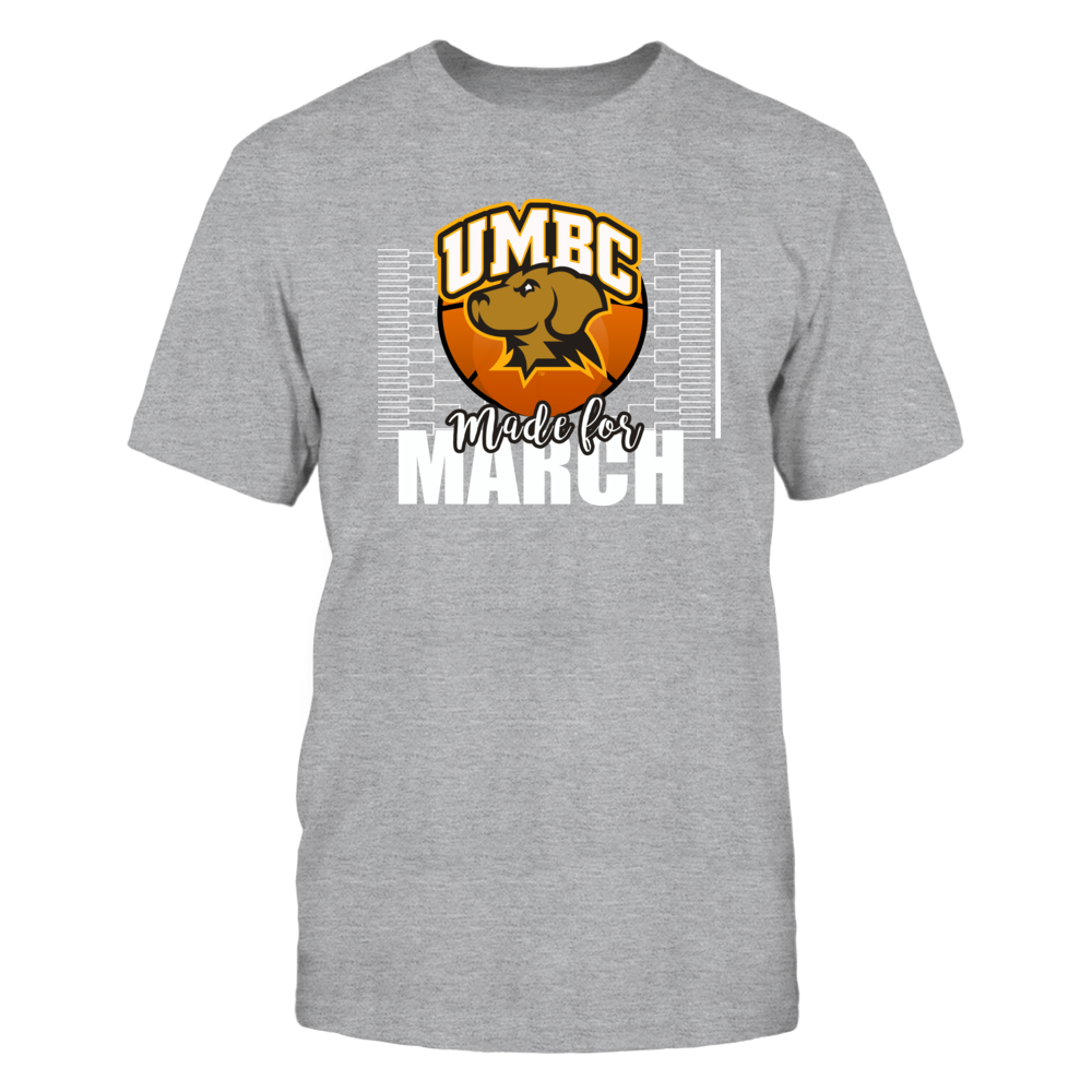 UMBC Basketball - The Retreivers are Made for March Front picture