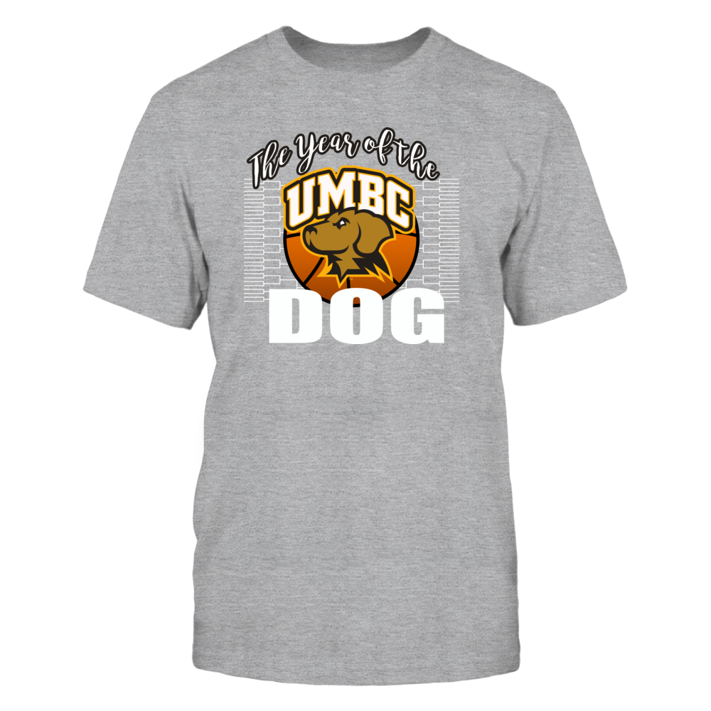 University Maryland Baltimore County (UMBC) Basketball - The Year of the Dog Front picture