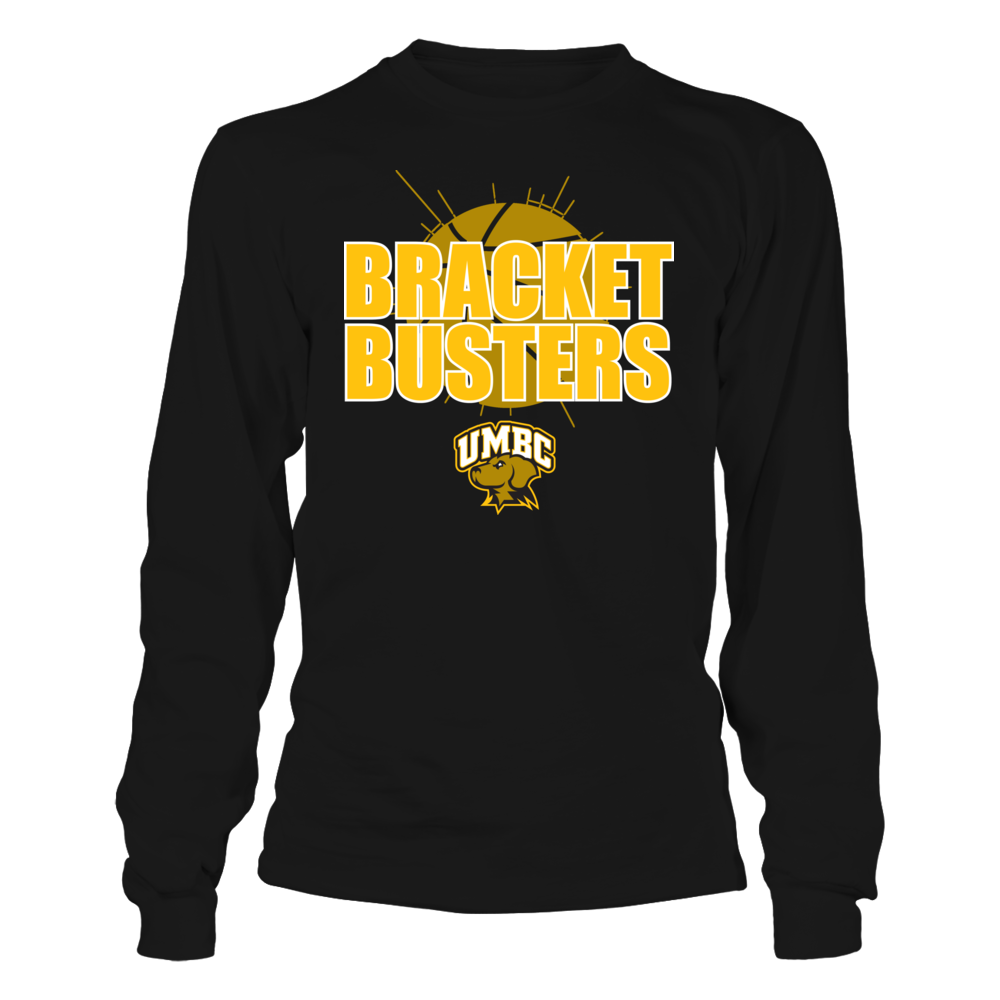 Bracket Busters - UMBC Retrievers Front picture