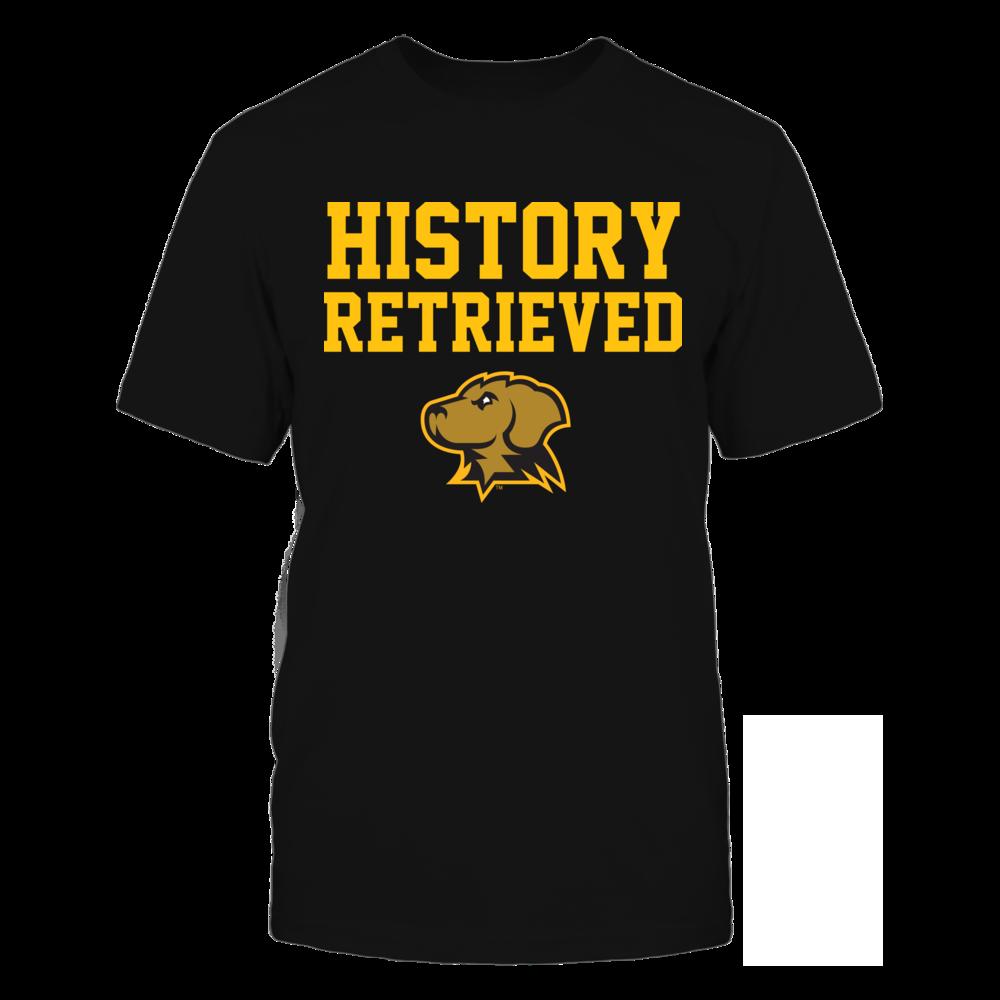 UMBC Retrievers - History Retrieved Front picture