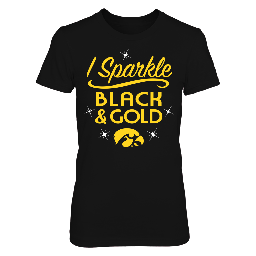 I Sparkle - Iowa Hawkeyes Front picture