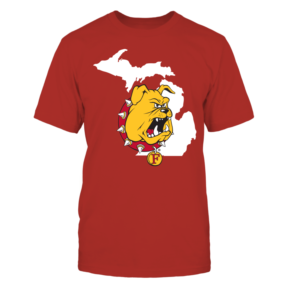 Logo State - Ferris State Bulldogs Front picture