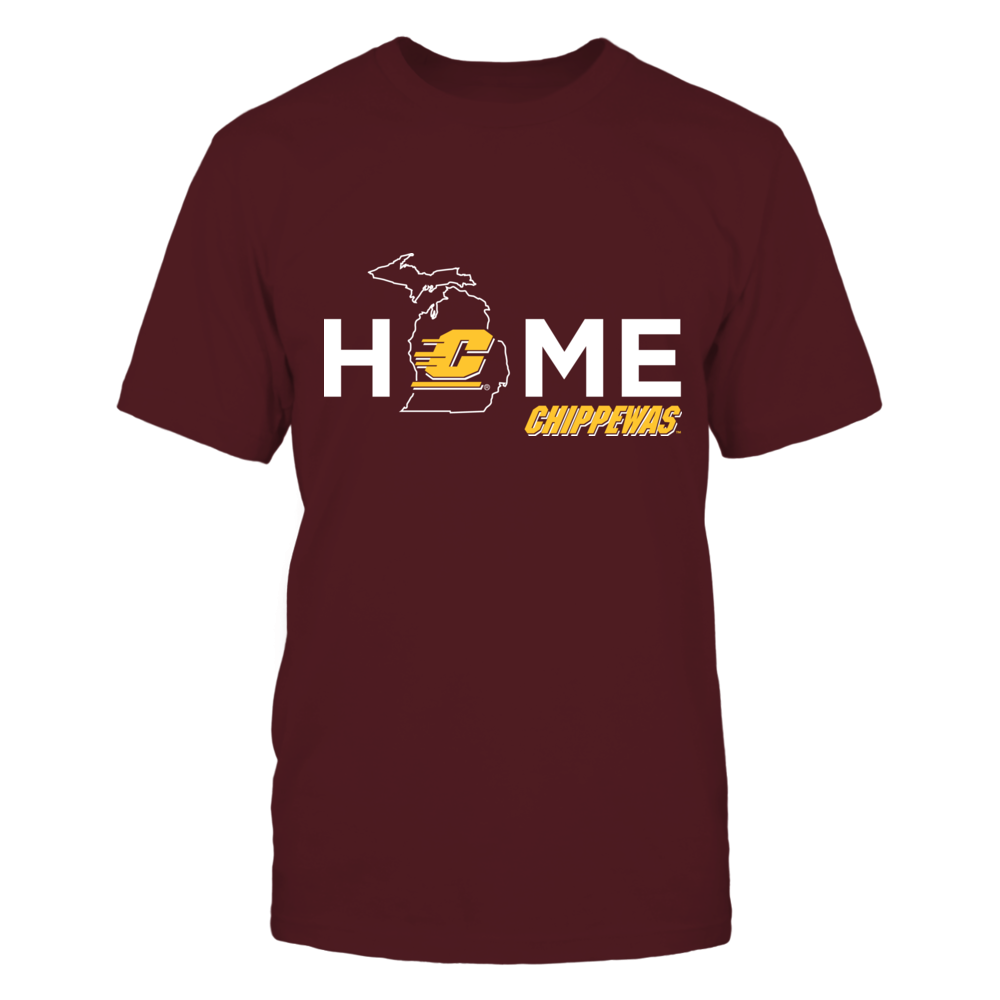 Central Michigan Chippewas - Home State Front picture