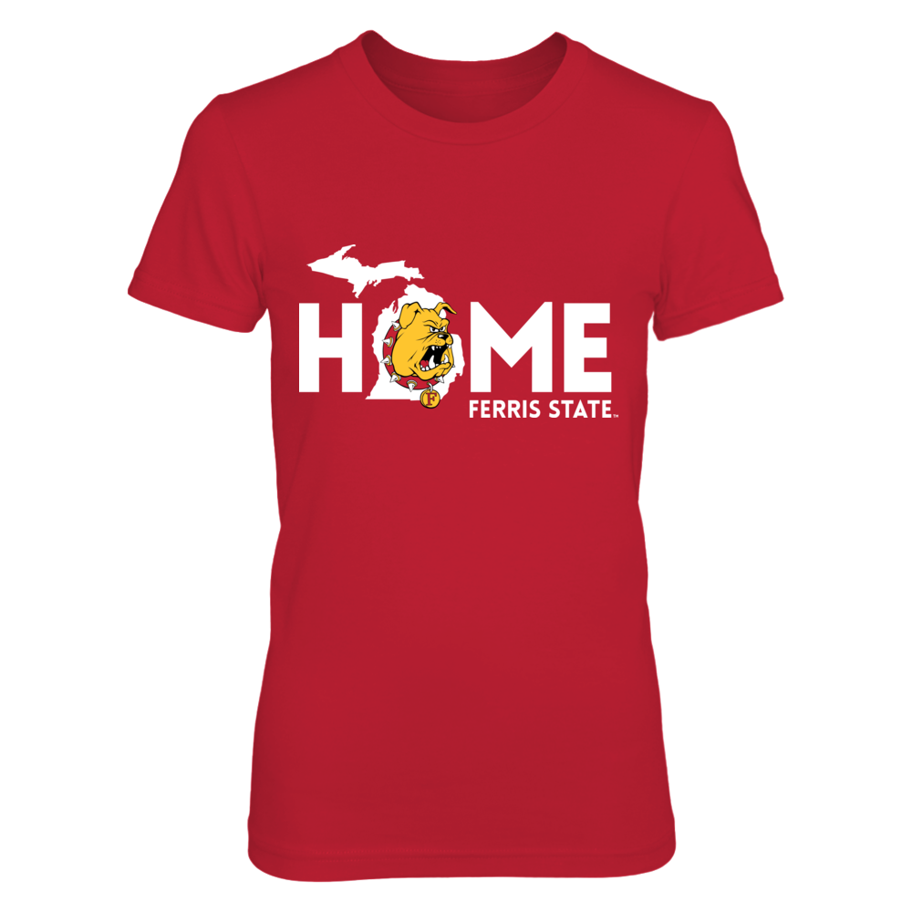 Ferris State Bulldogs - Home State Front picture