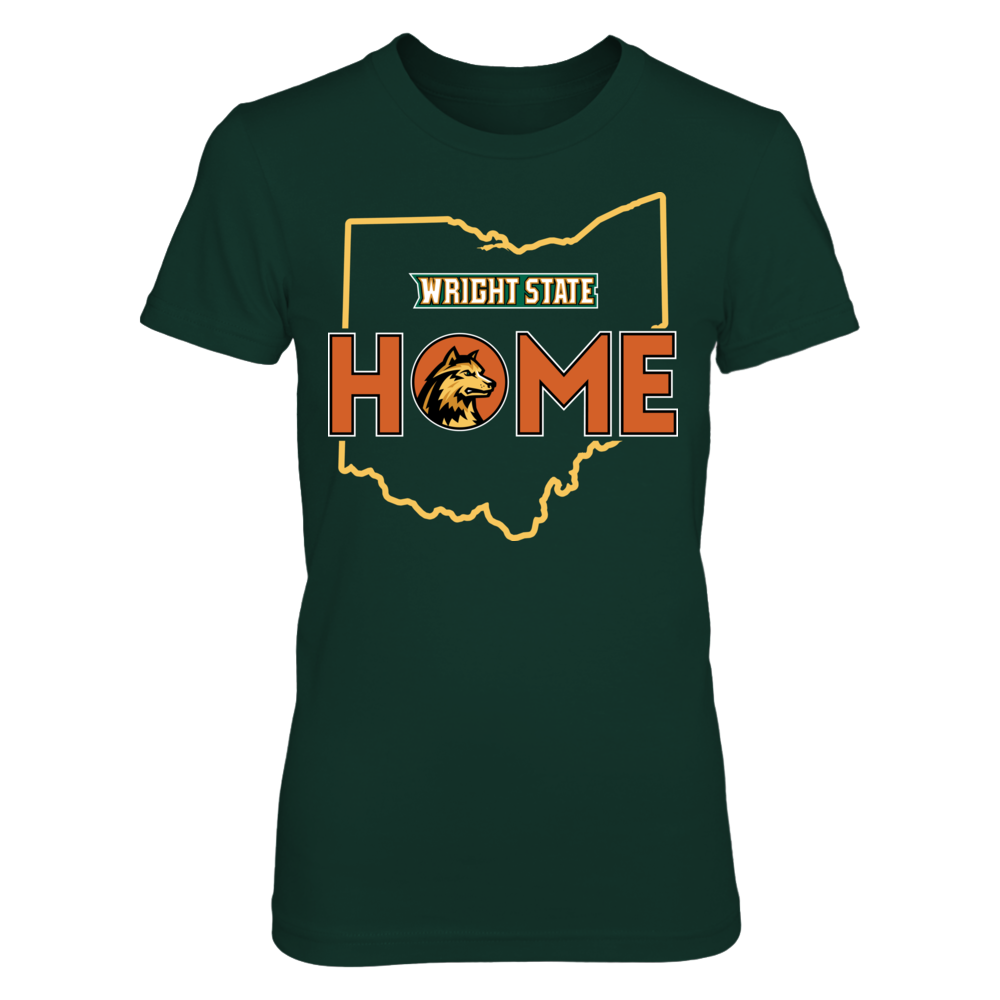 Wright State Raiders - Home State Front picture