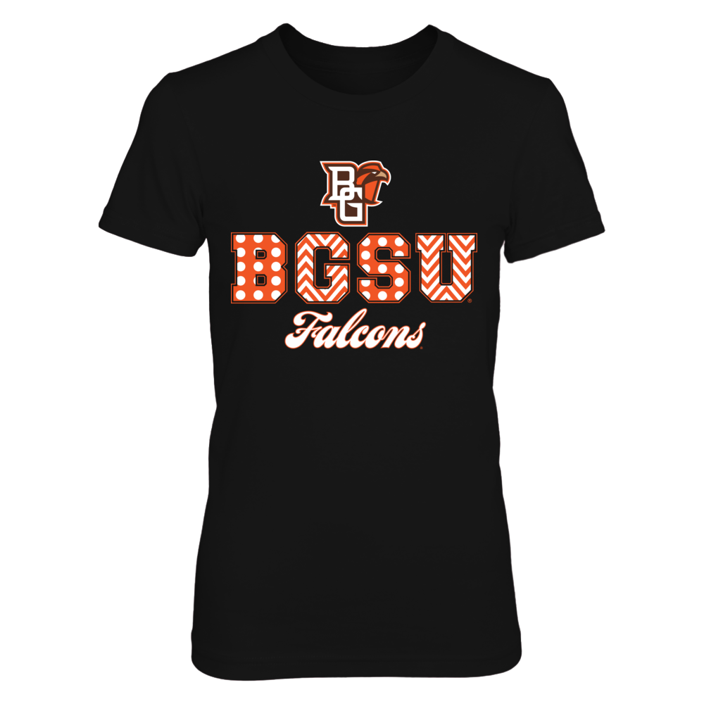 Patterned Letters - Bowling Green Falcons Front picture