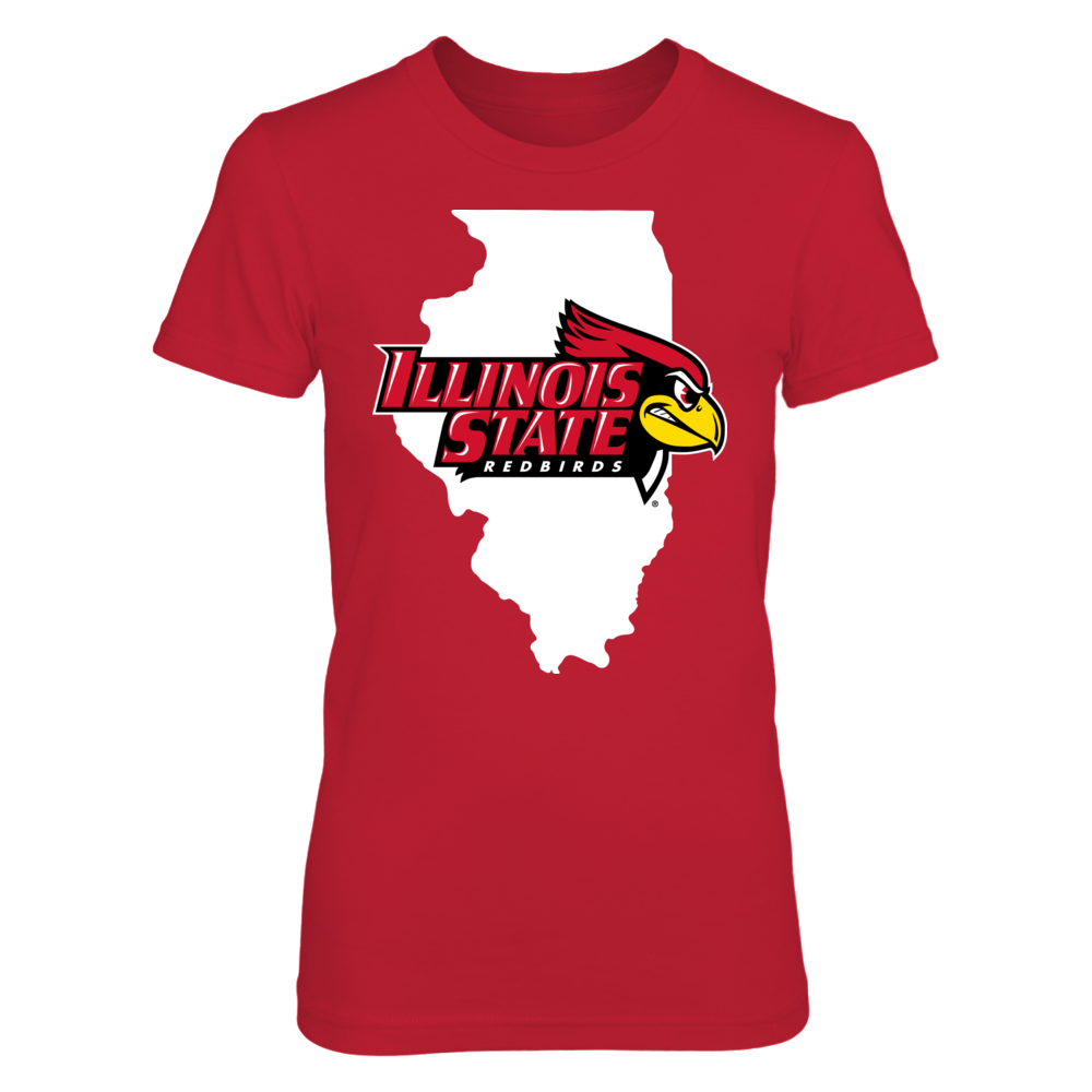 Illinoise State Redbirds - Logo State Front picture