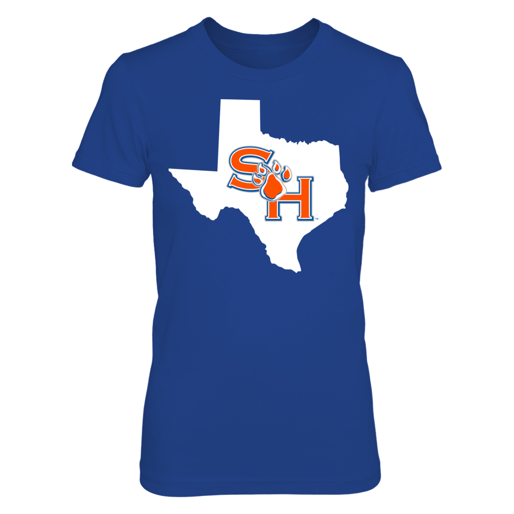 Sam Houston State Bearkats - Logo State Front picture