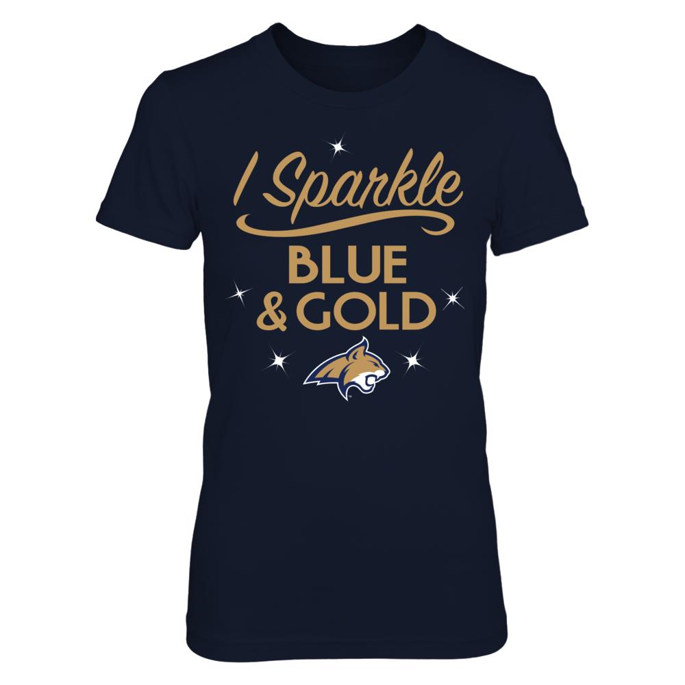 Montana State Bobcats - I Sparkle Front picture