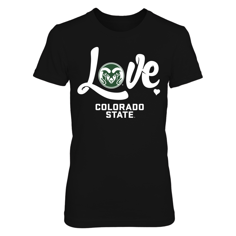 Colorado State Rams - Mascot Love Front picture