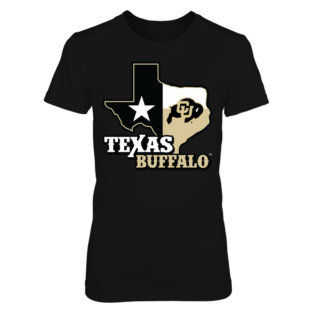 Colorado State Rams - Texas Map Mascot Front picture