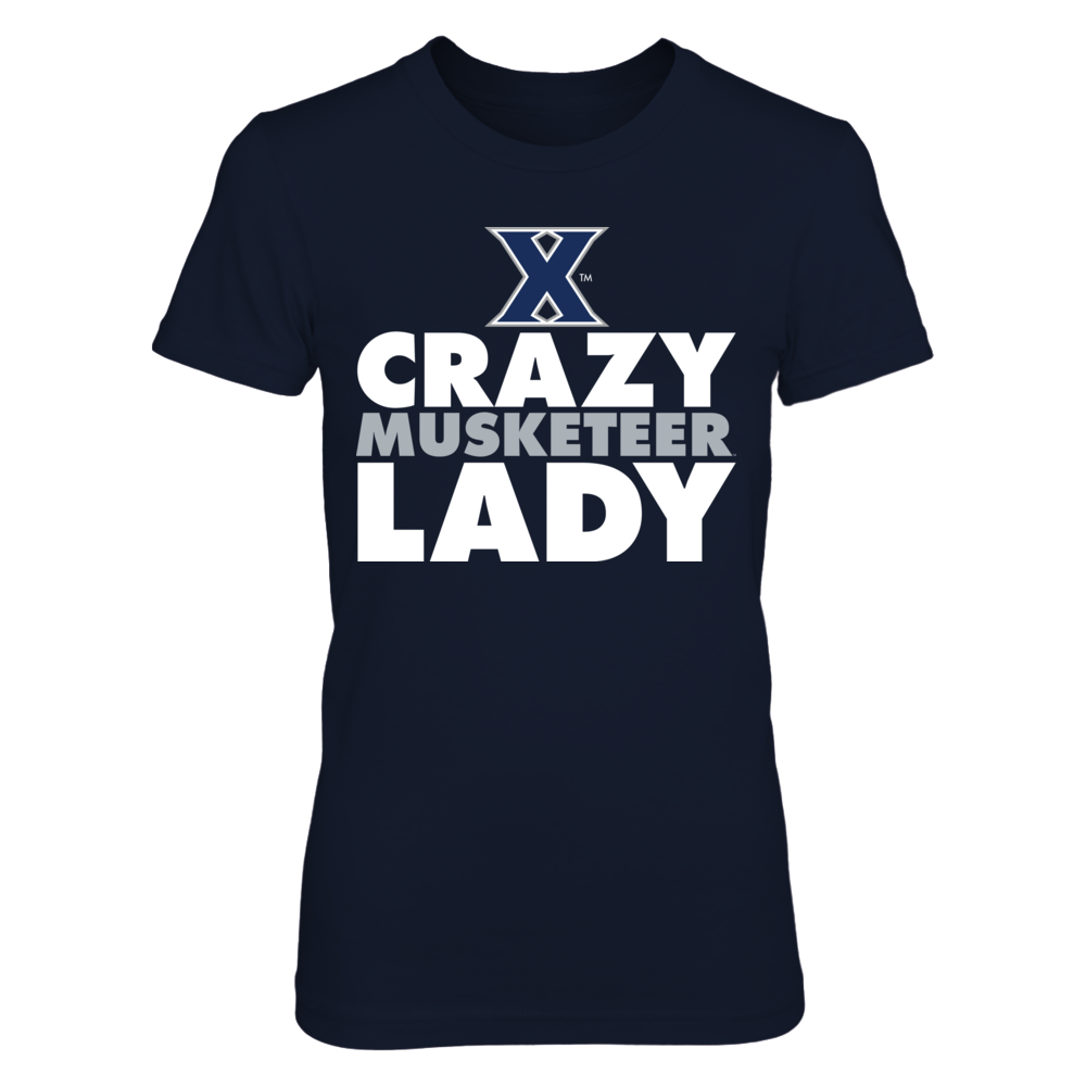 Xavier Musketeers - Crazy Musketeer Lady Front picture