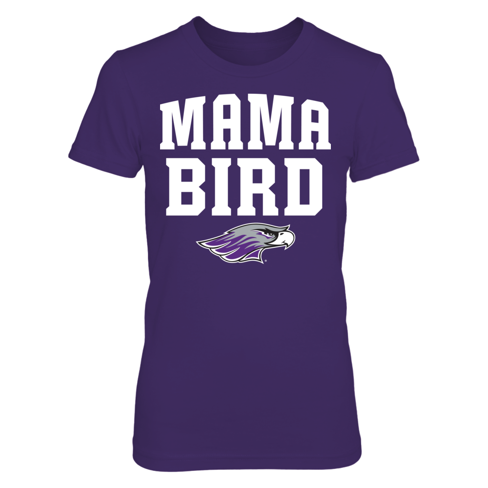 Wisconsin-Whitewater Warhawks - Mama Bird Front picture
