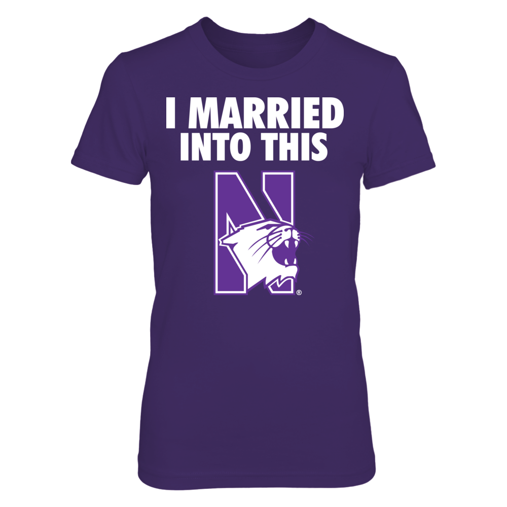 Northwestern Wildcats - I Married Into This Front picture