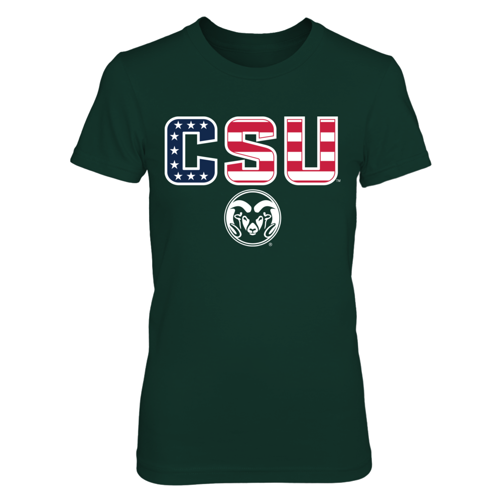 Colorado State Rams - Show Your Pride Front picture