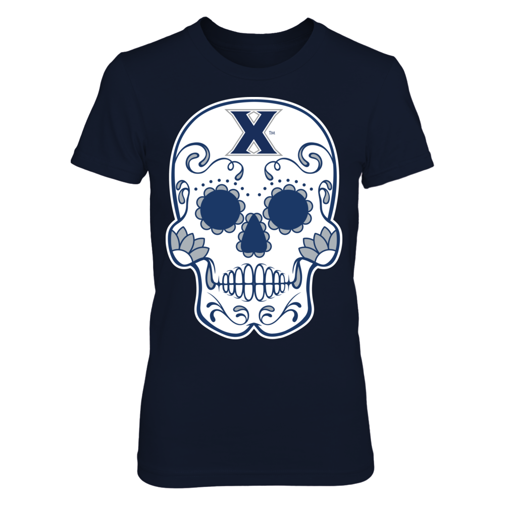 Xavier Musketeers - Sugar Skull Front picture