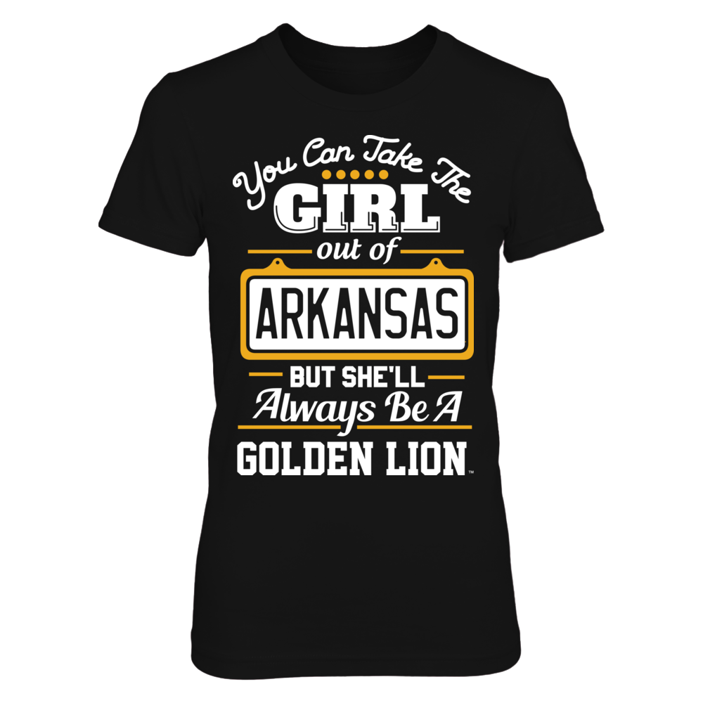 Arkansas Pine Bluff Golden Lions - You Can Take The Girl Out Front picture