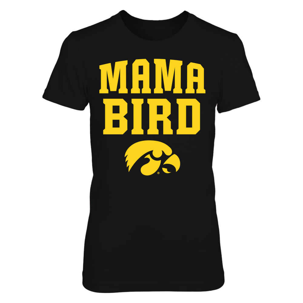 Iowa Hawkeyes - Mama Bird Front picture