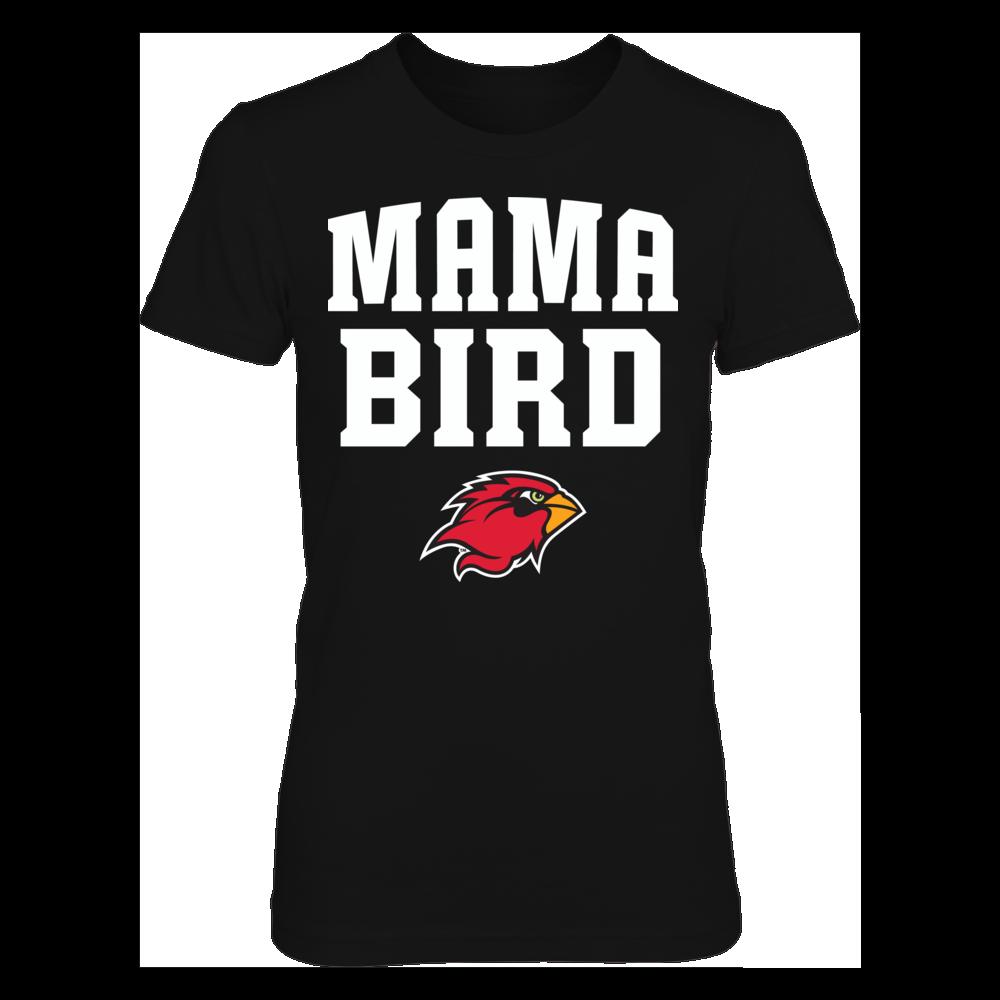 Lamar Cardinals - Mama Mascot Front picture