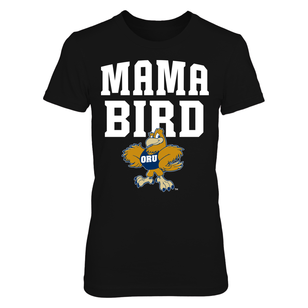 Oral Roberts - Mama Mascot Front picture