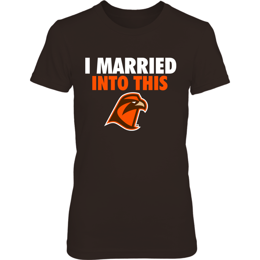 Bowling Green Falcons - I Married Into This Front picture