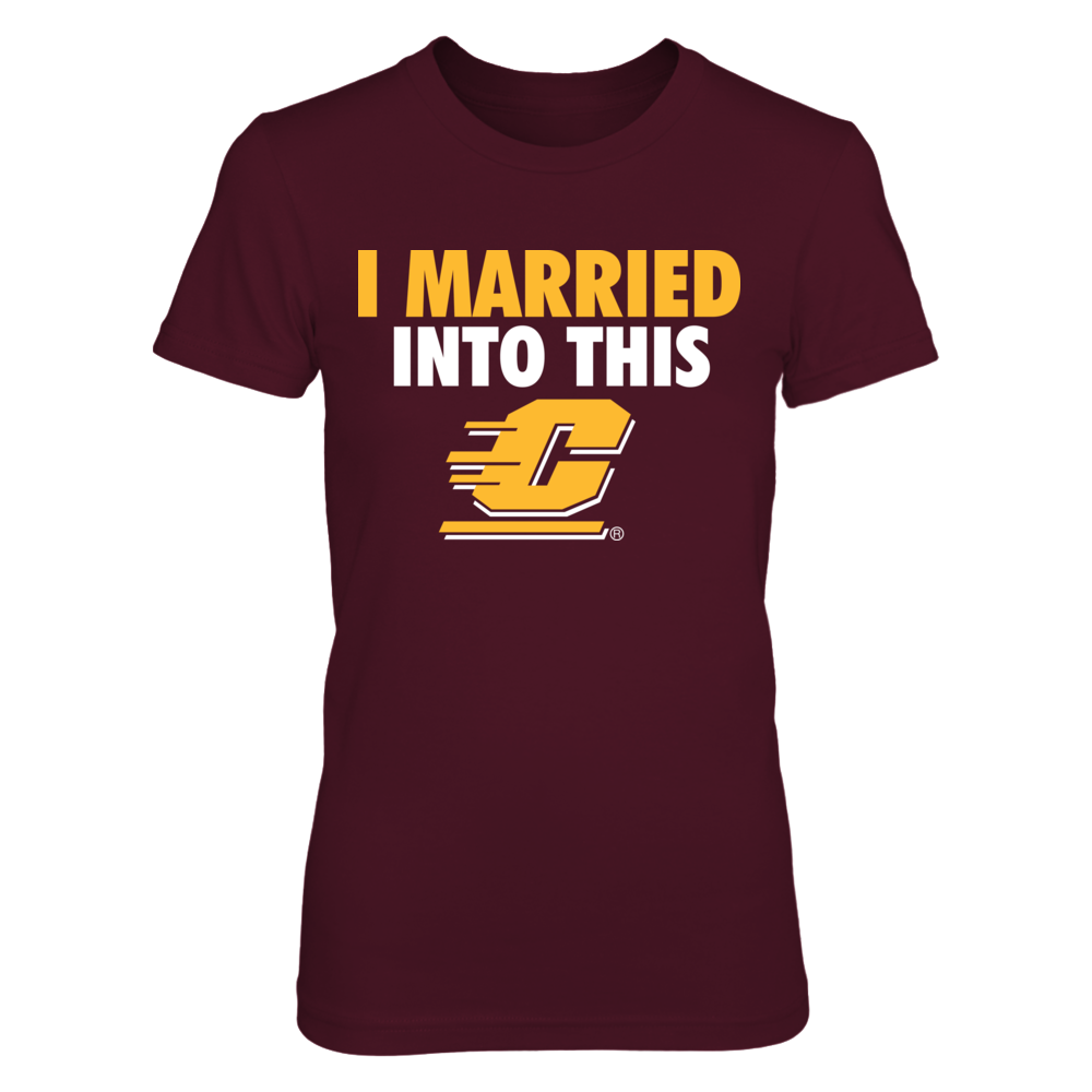 Central Michigan Chippewas - I Married Into This Front picture