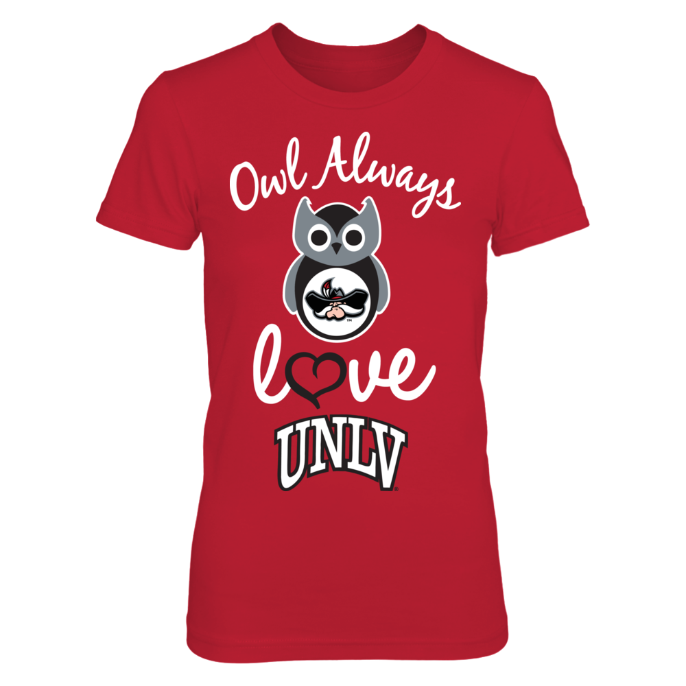 UNLV Rebels - Owl Always Love Front picture